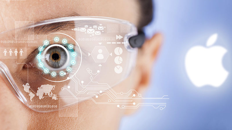 Lộ diện kính thông minh Apple Glass giá không tưởng