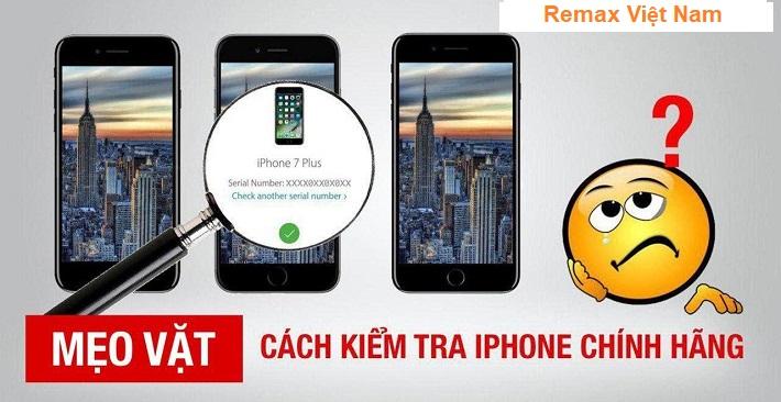 Mẹo kiểm tra iPhone của bạn đã bị thay linh kiện hay chưa?