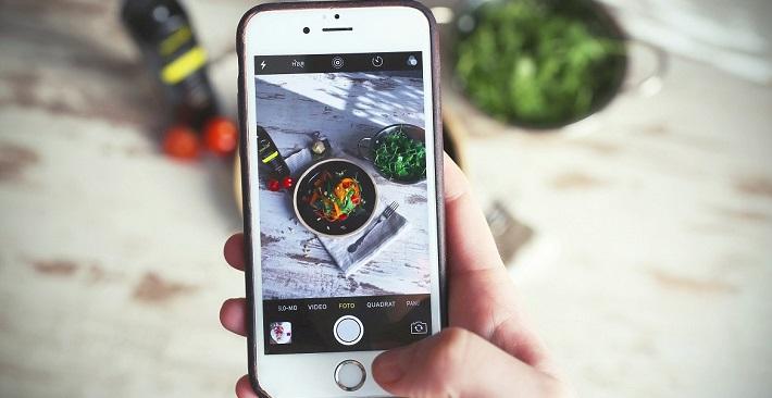 7 Mẹo giúp chụp ảnh bằng camera thường trên iPhone đẹp mê ly