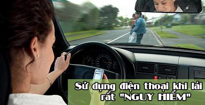 Có nên dùng tai nghe Bluetooth khi tham gia giao thông